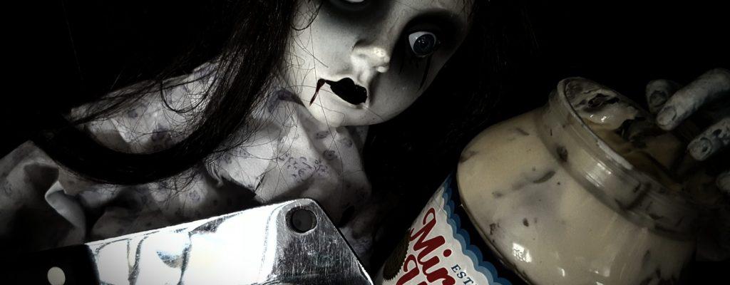 Boo! Really Scary Food