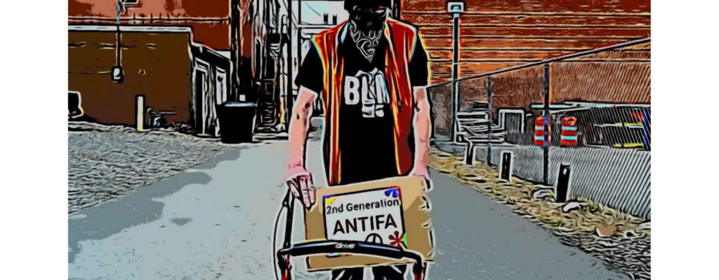 ANTIFA! Takin' It to the Streets